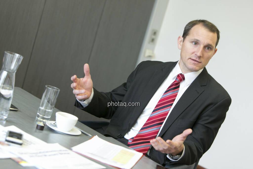 Stefan Dörfler (Erste Group), © Martina Draper/finanzmarktfoto.at (09.03.2013)