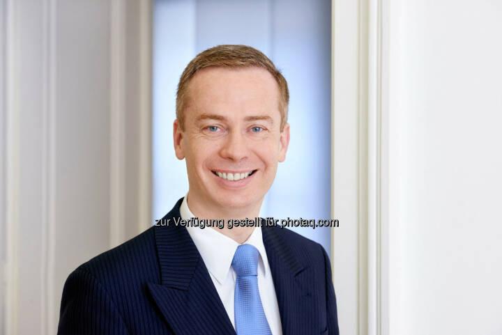 Dietmar Schantl-Ransdorf ist neuer Bereichsleiter Marktmanagement in der Zürcher Kantonalbank Österreich AG. (C) ZKB Österreich
