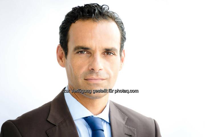 Alberto Sanz übernimmt die Geschäftsführung von LexisNexis Österreich, © Sascha Osaka/osaka.at