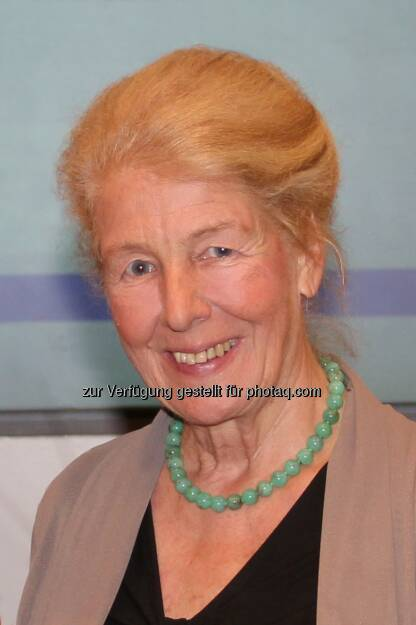 Elisabeth Seidl ist neue Präsidentin des Rudolfiner-Verein – Rotes Kreuz (C) Rudolfiner-Verein – Rotes Kreuz, © Aussender (08.07.2015)