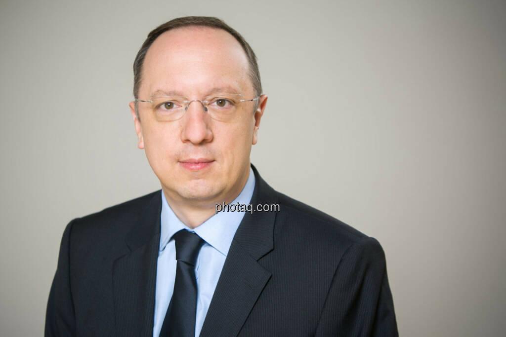 Roman Eisenschenk,  Head of Austrian Sales Kepler Cheuvreux, © Martina Draper/photaq.com (08.07.2015)
