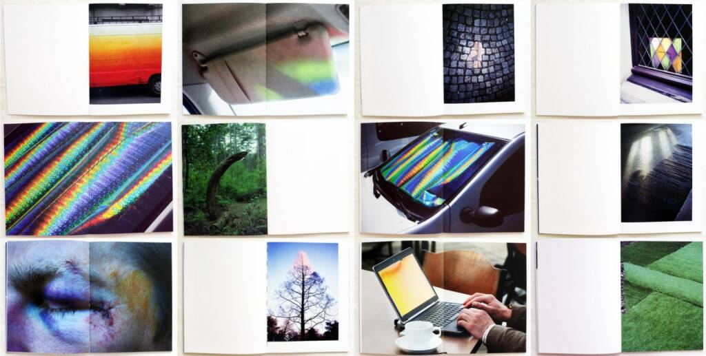 Dries Segers - Seeing a rainbow, Self published 2015, Beispielseiten, sample spreads - http://josefchladek.com/book/dries_segers_-_seeing_a_rainbow, © (c) josefchladek.com (10.07.2015)