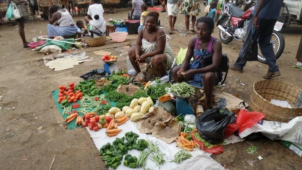 Africa Markt (12.07.2015)