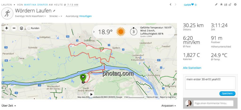 Map, © Martina Draper (12.07.2015)