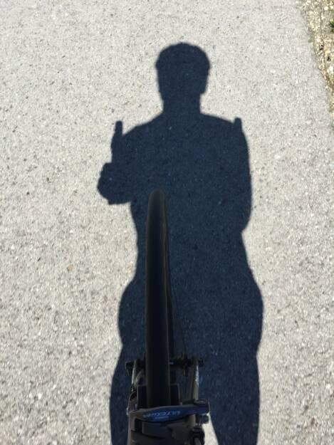 Schatten, radfahren (12.07.2015)