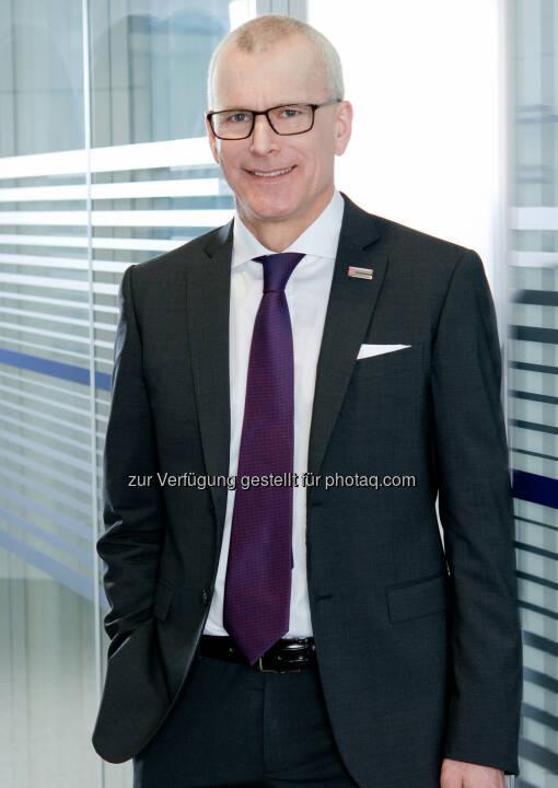 Kurt Leidinger, CEO von DB Schenker in Österreich und Südosteuropa: Geschäftsjahr 2014: DB Schenker in Österreich und Südosteuropa steigert Umsatz (C) DB Schenker