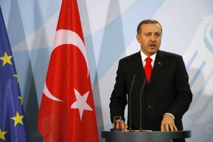 Recep Erdogan, Türkei, <a href=http://www.shutterstock.com/gallery-320989p1.html?cr=00&pl=edit-00>360b</a> / <a href=http://www.shutterstock.com/editorial?cr=00&pl=edit-00>Shutterstock.com</a> 360b / Shutterstock.com