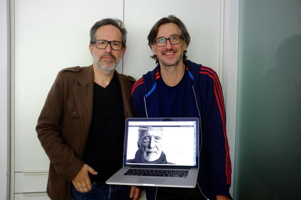 Andreas H. Bitesnich, Josef Chladek (13.07.2015)