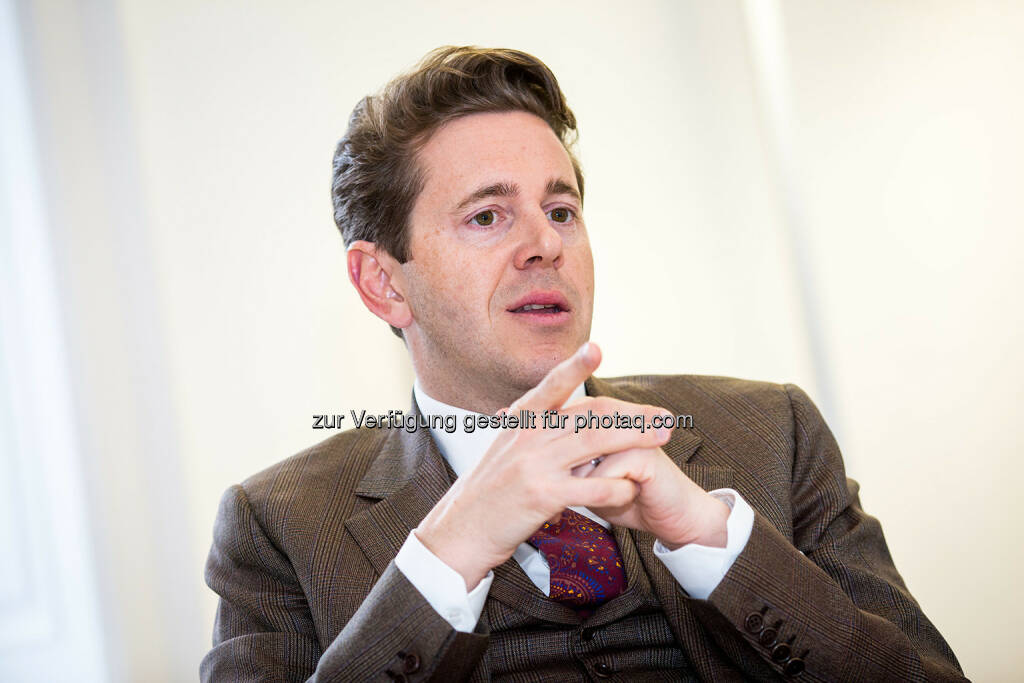 Staatssekretär Harald Mahrer © bmwfw (13.07.2015)
