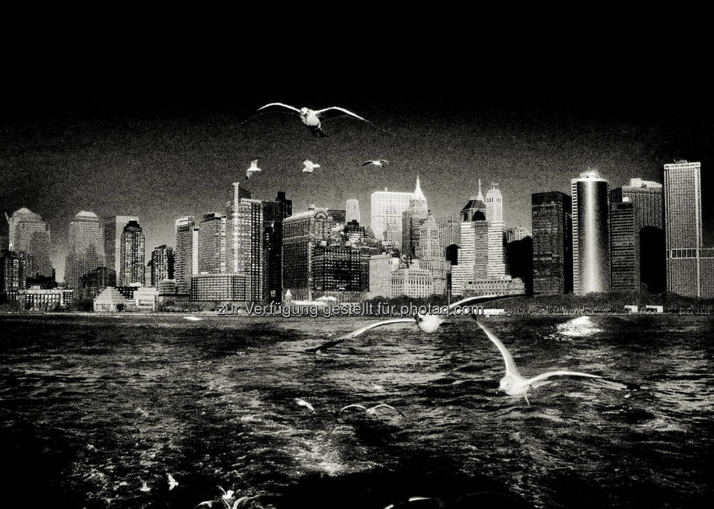 New York by Andreas H. Bitesnich (13.07.2015)