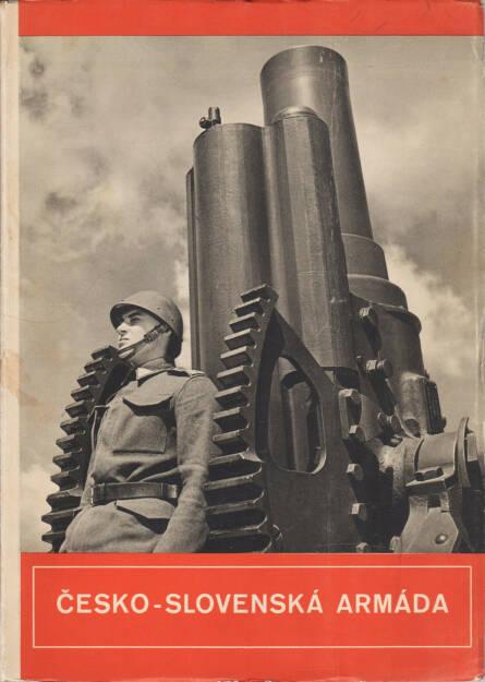 Jiri Jenicek, Vladimir Pacak, Karel Hajek, Ladislav Sutnar - Česko-slovenská armáda, Nakladatelství Svazu čs. důstojnictva VOK 1938. Cover - http://josefchladek.com/book/jiri_jenicek_vladimir_pacak_karel_hajek_ladislav_sutnar_-_česko-slovenska_armada, © (c) josefchladek.com (13.07.2015)
