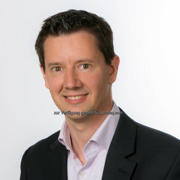 Norbert Kosbow neuer Bereichsleiter für Kundenbetreuung in Ostösterreich. © Acredia Versicherung AG , © Aussender (13.07.2015)