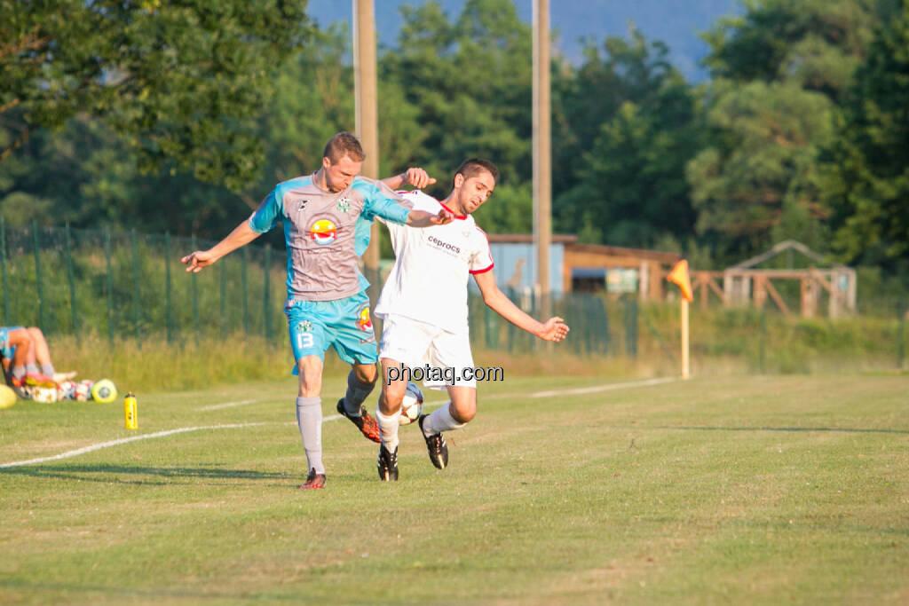 SC Alland - USC Rogner Bad Blumau, © photaq/Martina Draper (14.07.2015)