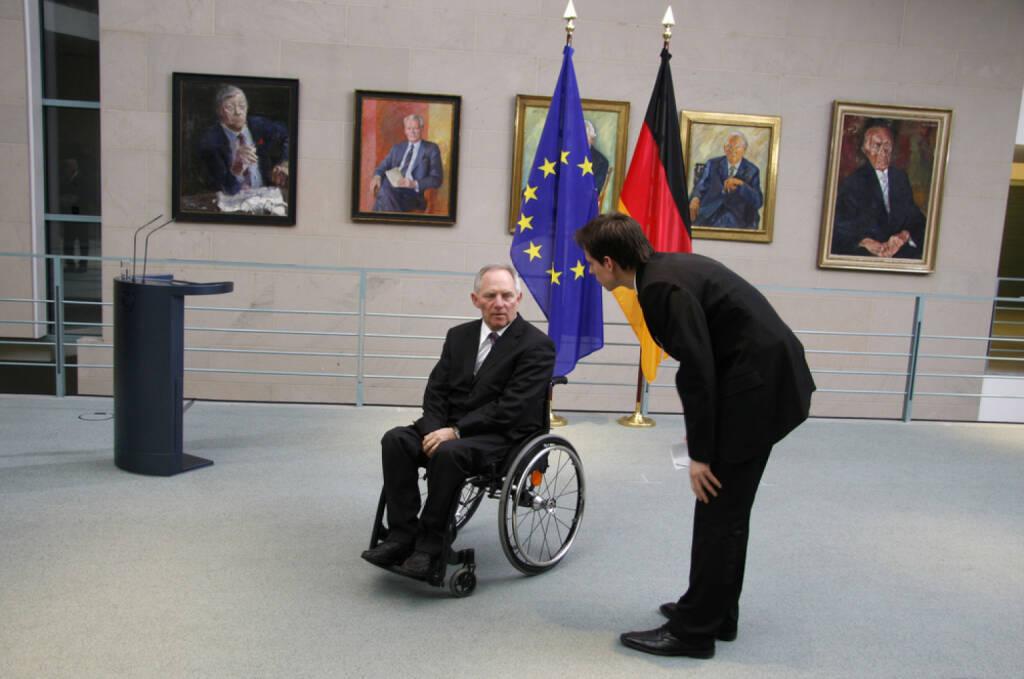 Wolfgang Schäuble, Finanzminister, Deutschland, Griechenland, <a href=http://www.shutterstock.com/gallery-320989p1.html?cr=00&pl=edit-00>360b</a> / <a href=http://www.shutterstock.com/editorial?cr=00&pl=edit-00>Shutterstock.com</a>, 360b / Shutterstock.com (14.07.2015)