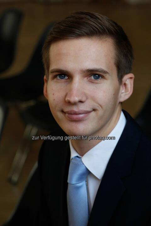 Matthias Gillhofer, MSc verstärkt das conos-Team in Wien : (c) conos gmbh Christina Bamberger