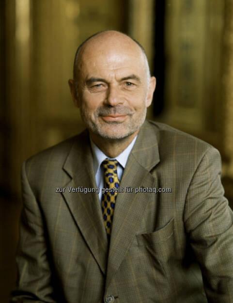 Wolfgang Nolz wird Medienberichten zufolge neuer Kapitalmarktbeauftragter - Good News (Foto: BMF) (11.03.2013)
