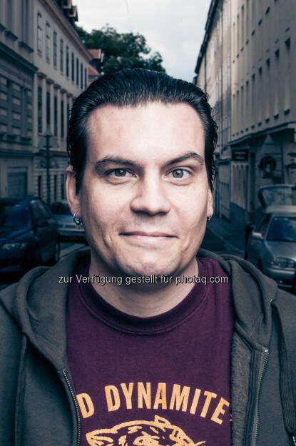 Tobias Sicheritz CTO & Founder Mi'pu'mi Games GmbH: Mi'pu'mi Games stellt technische Expertise für Hitman zur Verfügung. (C) Mi'pu'mi Games, © Aussendung (16.07.2015)