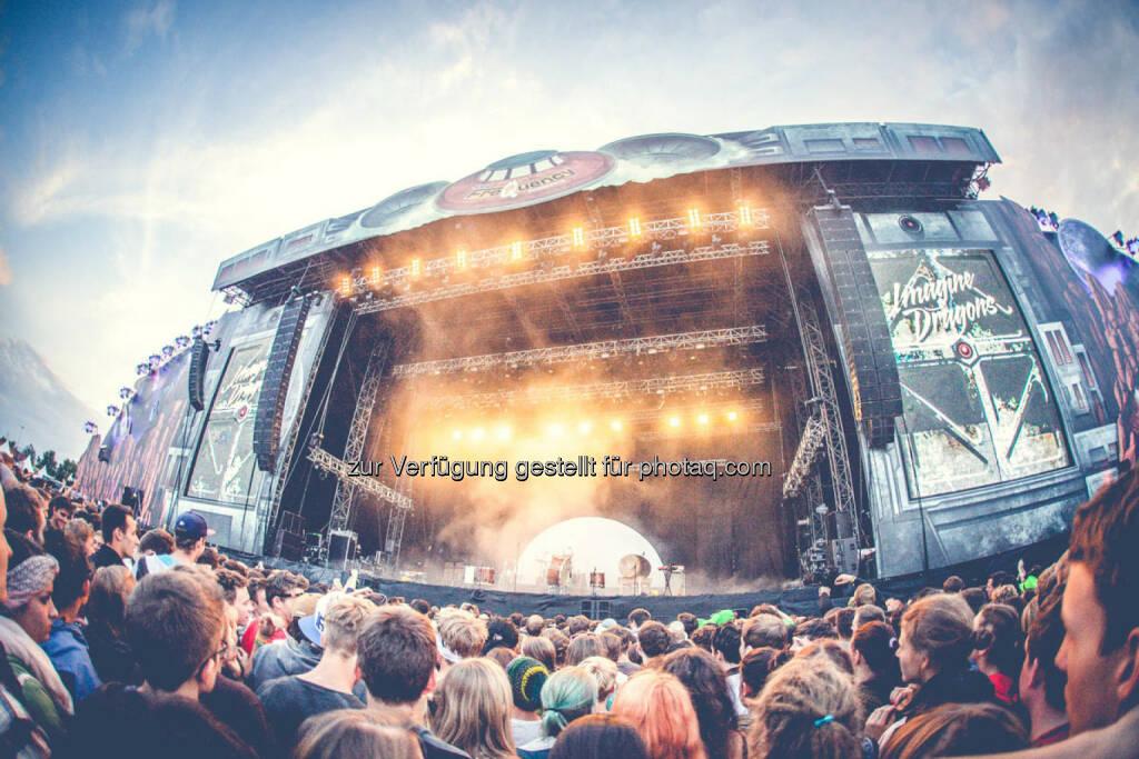 FM4 Frequency Festival, 20. – 22. August : © Warda Network/Brau Union Österreich, © Aussender (16.07.2015)