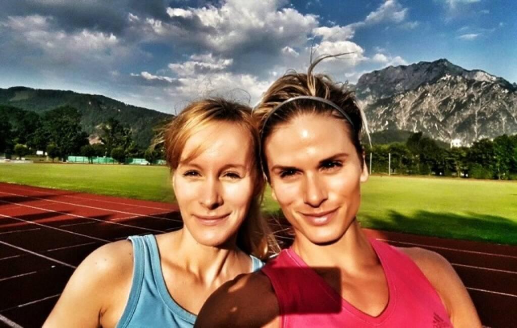 Elisabeth Niedereder Sommer Morgen Selfie , © Diverse  (16.07.2015)