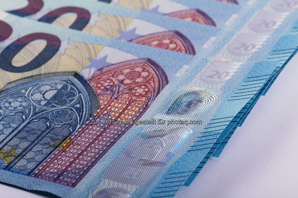 neue 20-Euro Banknote, (C) OeNB, © Aussender (16.07.2015)