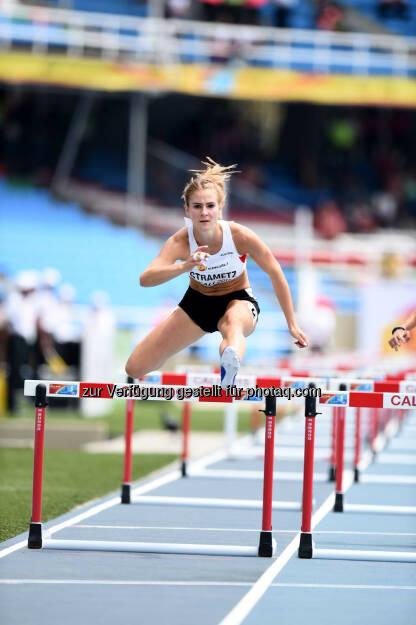 Karin Strametz, 100m Hürden (Bild: ÖLV/Jiro Mochizuki) (17.07.2015)