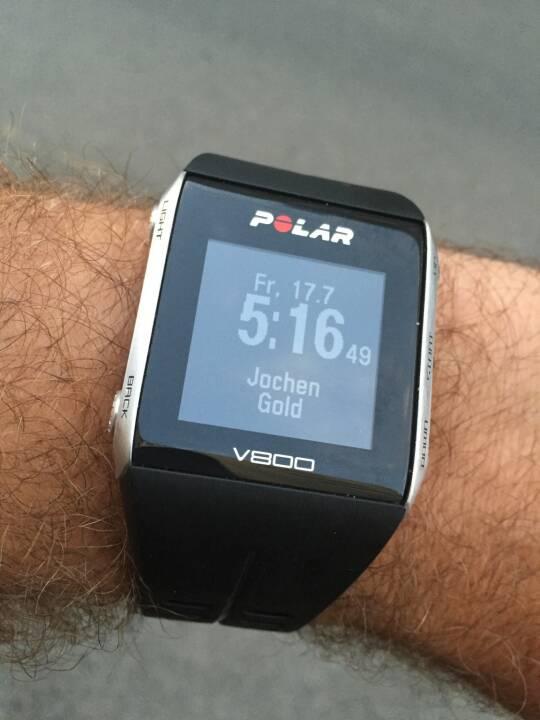 Polar, Uhr, Handgelenk, Uhrzeit, Zeit