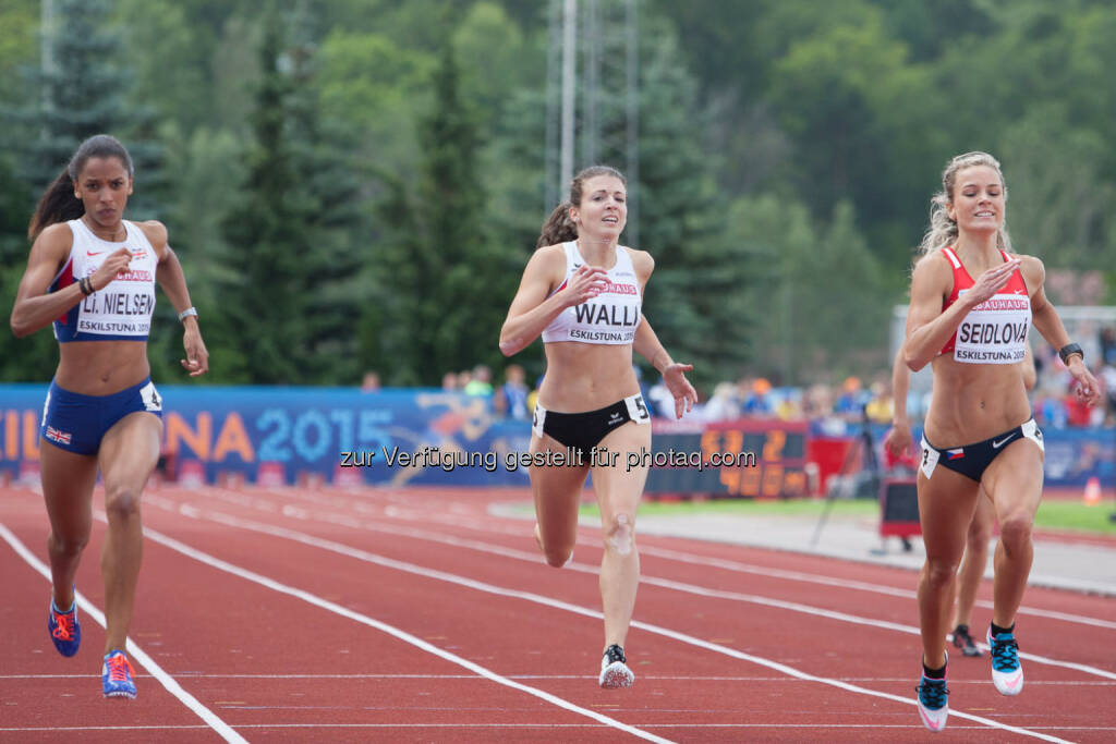 Susi Walli, 400m (Bild: ÖLV/Coen Schilderman) (18.07.2015)