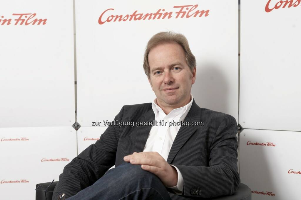Christian Langhammer (geschäftsführender Gesellschafter von Cineplexx) : Kino boomt: Cineplexx verbucht Besucherplus : © Andreas Scheiblecker/Fotocredit: Cinepromotion , © Aussendung (19.07.2015)