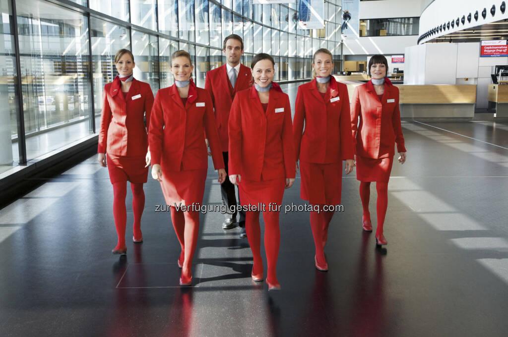 Austrian Airlines ist eine der pünktlichsten Langstrecken-Airlines Europas. Mit einer Ankunftspünktlichkeit von 88,4% verbessert sich Austrian Airlines im Vergleich zu 2011 um  1,7%. Mit diesem Wert liegt Austrian Airlines im europäischen Vergleich über dem Durchschnitt (82,3%) (c) Austrian Airlines (12.03.2013)