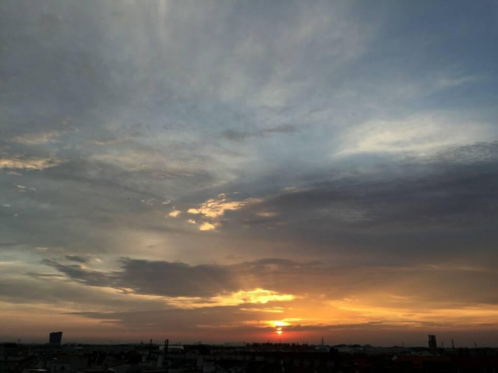 Sonnenaufgang (20.07.2015)