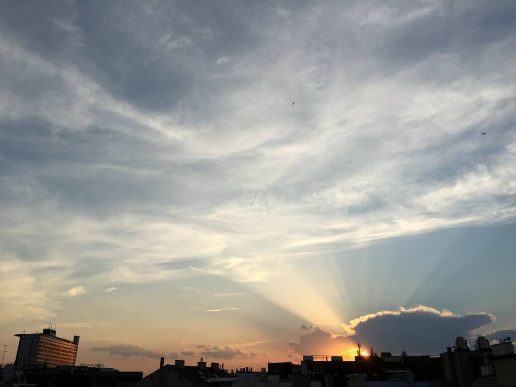 Sonnenuntergang (20.07.2015)