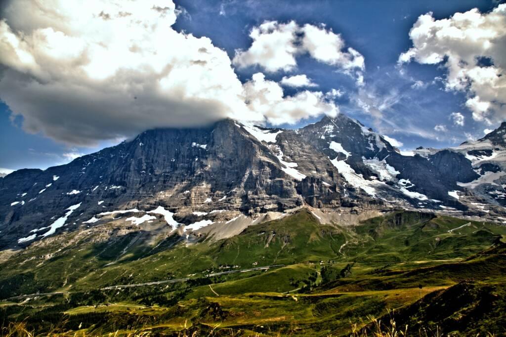 Eiger Nordwand Schweiz (22.07.2015)