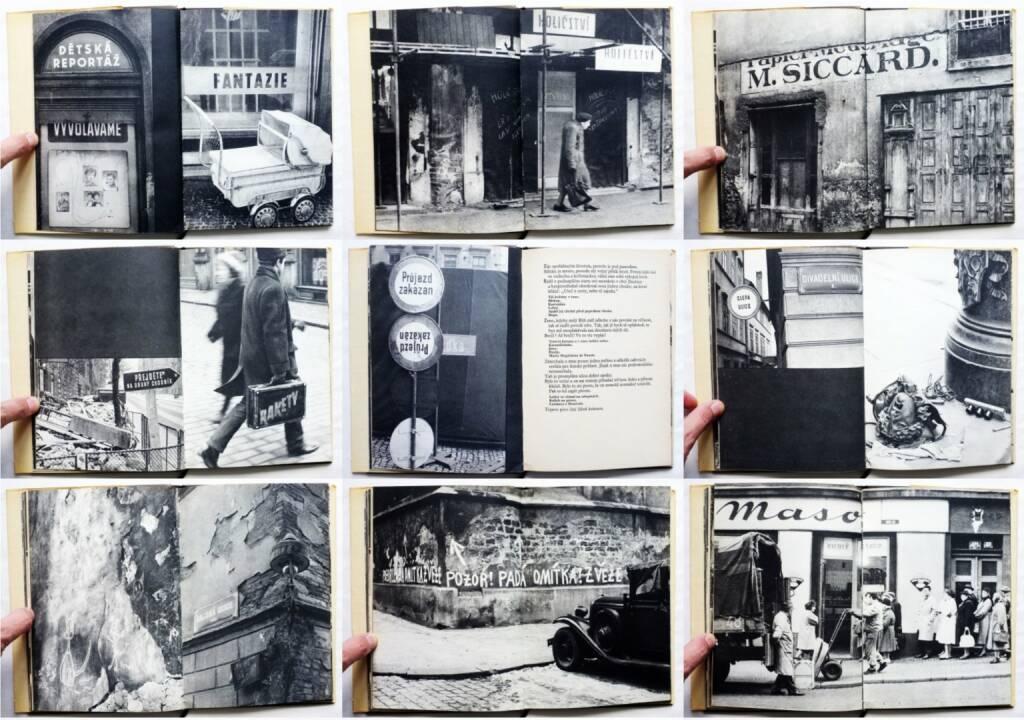 Miroslav Peterka & Bohumil Hrabal - Toto město je ve společné péči obyvatel, Československý spisovatel 1967, Beispielseiten, sample spreads - http://josefchladek.com/book/miroslav_peterka_bohumil_hrabal_-_toto_město_je_ve_společne_peči_obyvatel, © (c) josefchladek.com (22.07.2015)