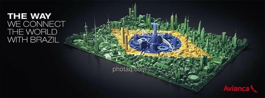 Avianca Brasil wird Mitglied des Star Alliance-Netzes : © Star Alliance Press Office , © Aussender (22.07.2015)