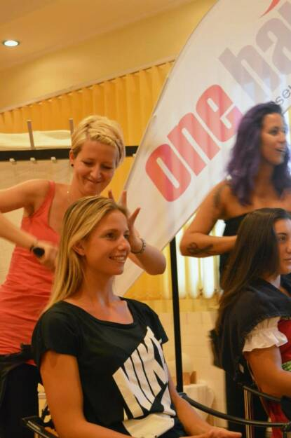 Haircut Barbara Haas Nike One Hair Bad Gastein , &copy;  <a href=