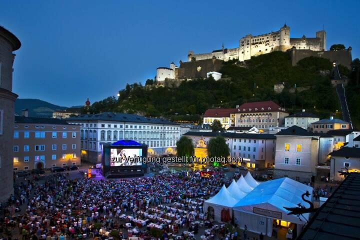 Siemens FestSpielNächte: Das Open-Air-Highlight zu den Salzburger Festspielen : © Siemens AG Österreich Communications and Government Affairs