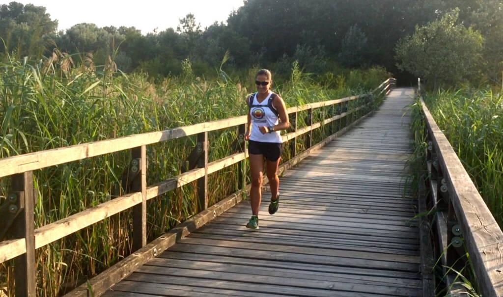 Monika Kalbacher Runplugged Brücke (25.07.2015)