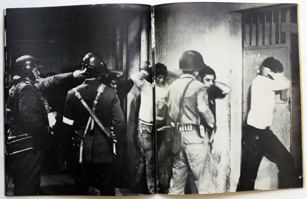 Koen Wessing - Chili September 1973 (1973), 500-800 Euro http://josefchladek.com/book/koen_wessing_-_chili_september_1973 (26.07.2015)