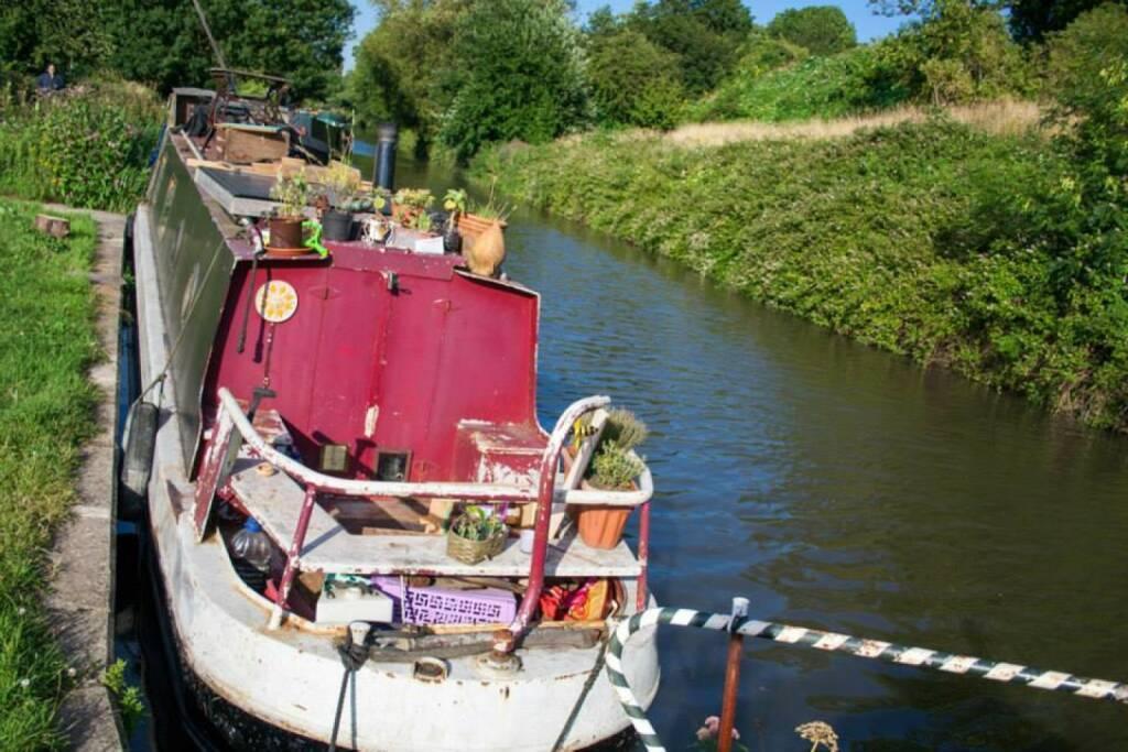 England - Kanal Boot (Martina Draper) (27.07.2015)