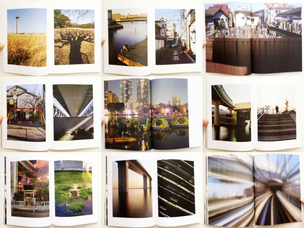 William Ash - Earth, Water. Fire, Wind, Emptiness: Tokyo Landscape, Hakusan Creation 2015, Beispielseiten, sample spreads - http://josefchladek.com/book/william_ash_-_earth_water_fire_wind_emptiness_tokyo_landscape, © (c) josefchladek.com (27.07.2015)