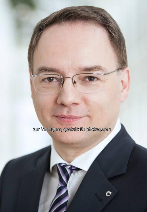 Michael Fauser, Leben-Vorstand im Continentale Versicherungsverbund - Continentale Versicherungsverbund: Neuer Dirk-Müller-Fonds bereichert Fondspalette (Foto: Martin Birkner)
