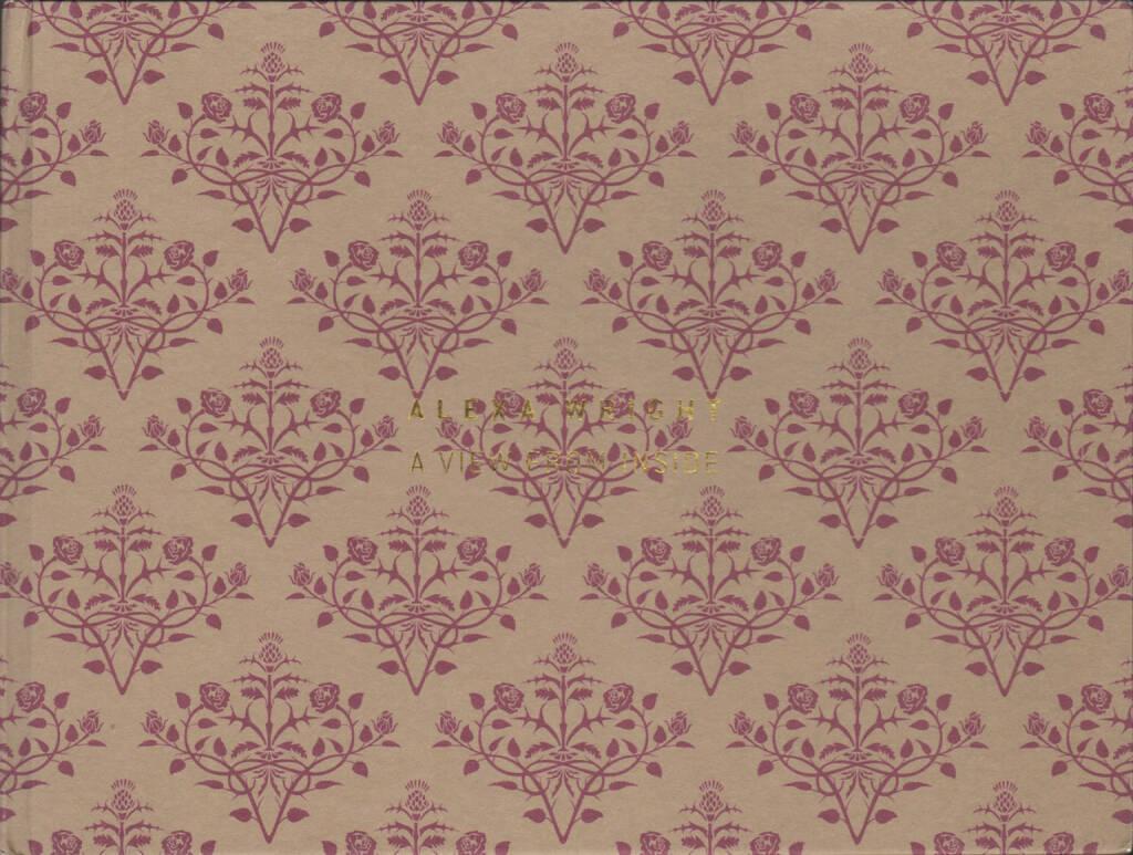 Alexa Wright - A View from Inside, white-card 2012, Cover - http://josefchladek.com/book/alexa_wright_-_a_view_from_inside, © (c) josefchladek.com (29.07.2015)