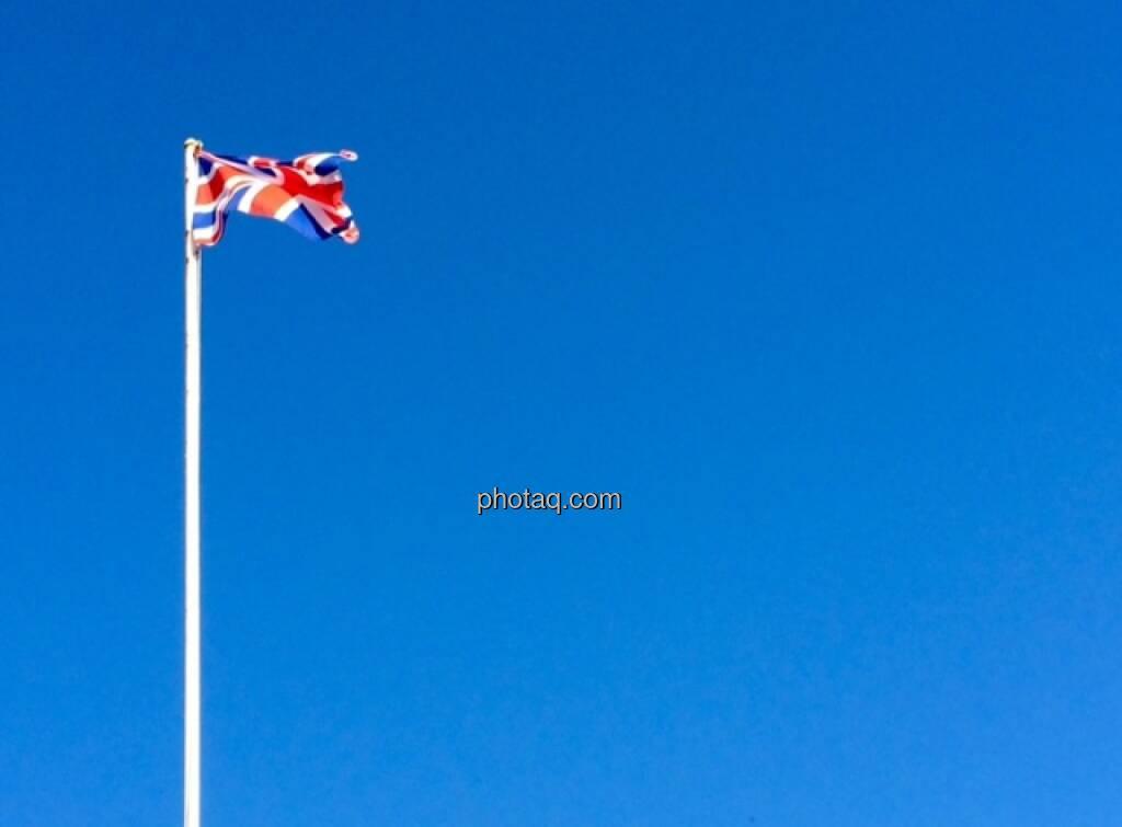 Union Jack, Fahne, England, © Martina Draper (29.07.2015)