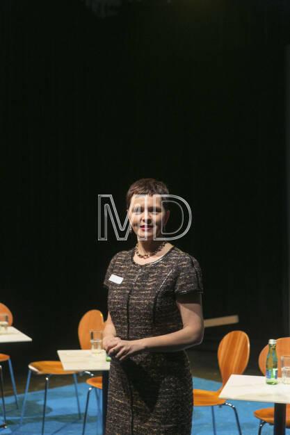Cornelia Dankl (Nachhaltigkeitsbeauftragte der Bonus Vorsorgekasse AG), © (C) Martina Draper (14.03.2013)