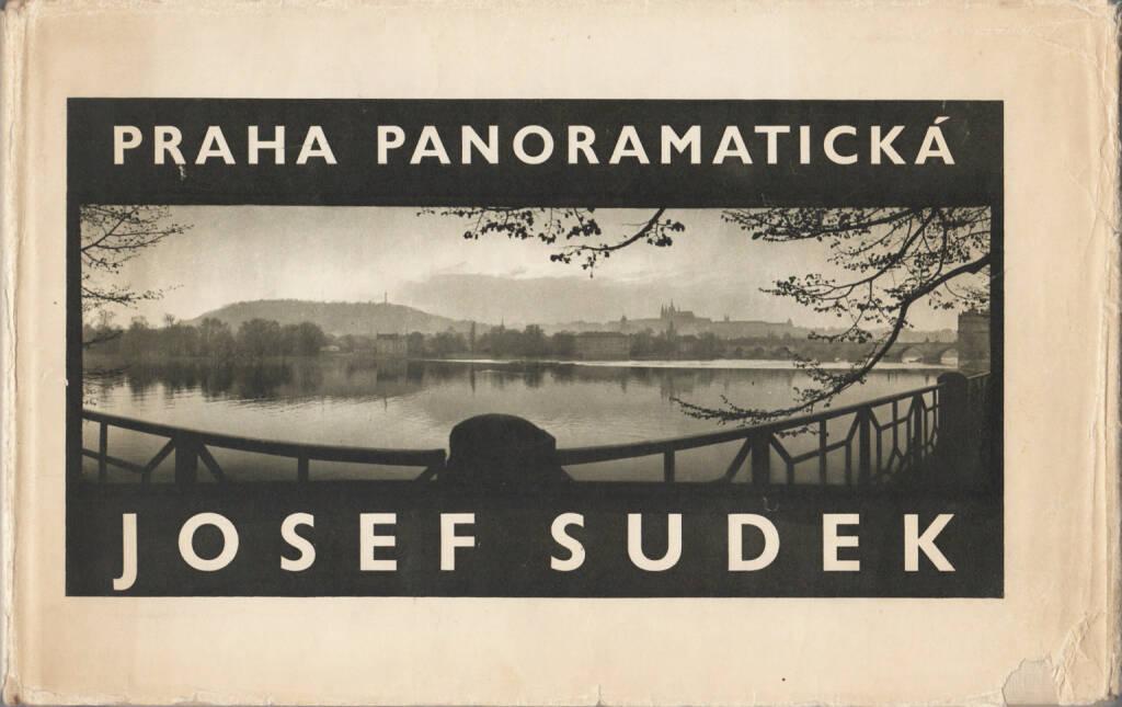 Josef Sudek - Praha Panoramatická (Prag), Statni Nakladatelstvi 1959, Cover - http://josefchladek.com/book/josef_sudek_-_praha_panoramaticka, © (c) josefchladek.com (30.07.2015)