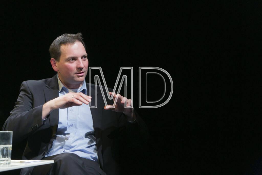 Klaus Reisinger (Geschäftsführer Allplan und Climate Partner Austria), © (C) Martina Draper (14.03.2013)