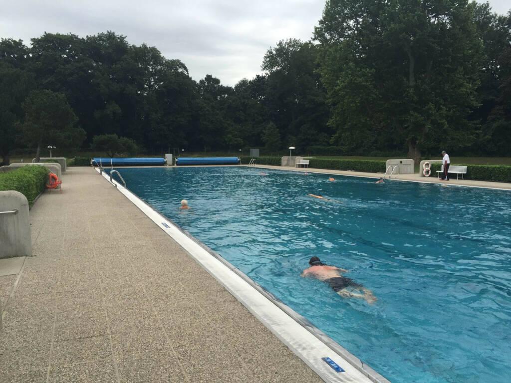Akademie Bad Wr. Neustadt 50m Schwimmbecken (30.07.2015)