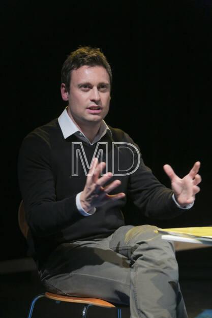 Andreas Zotz (Nachhaltige Tourismusentwicklung NFI/Naturfreunde International), © (C) Martina Draper (14.03.2013)