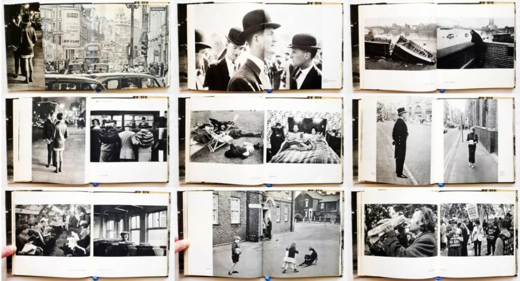 Miloň Novotný - Londýn (London), Mladá fronta 1968, Beispielseiten, sample spreads - http://josefchladek.com/book/miloň_novotny_-_londyn, © (c) josefchladek.com (31.07.2015)