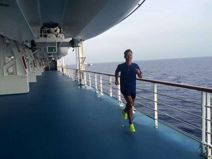 Running Ship